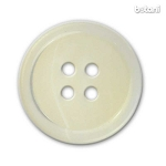 Trochus Button: White