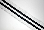 Striped Soft  Elastic: 40mm