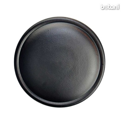 Shank Leather Button: BMJ23 DK. Brown