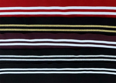 Ribbed Knit Stripe B4 / 40""